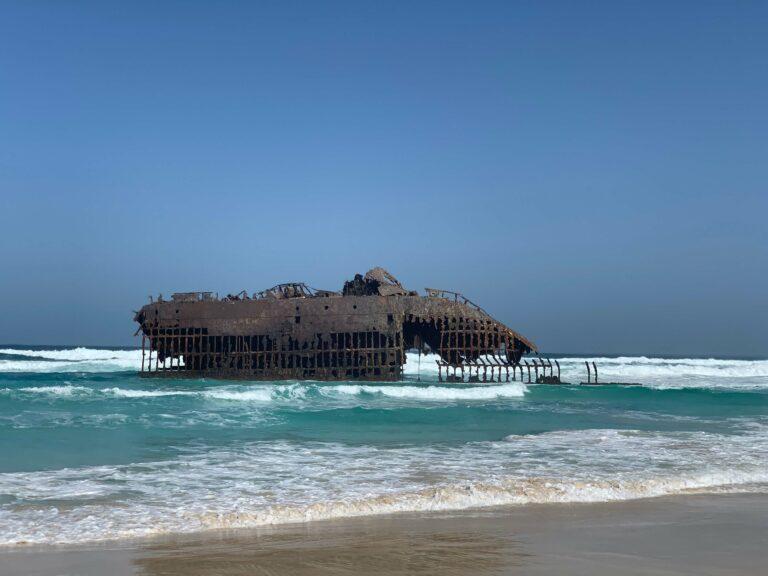 Cabo Santa Maria scheepswrak
