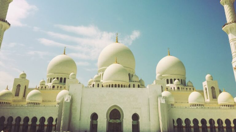 Grand Sheikh Zayed Moskee Abu Dhabi