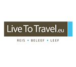 Live To Travel 155x132