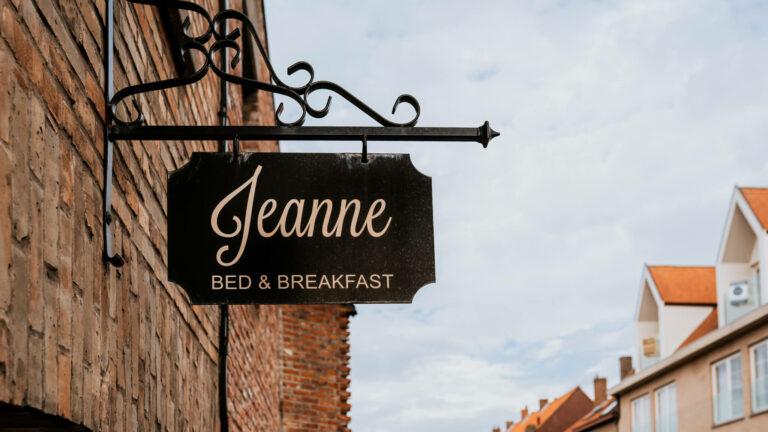 B&B Nieuwpoort Jeanne Event Travel