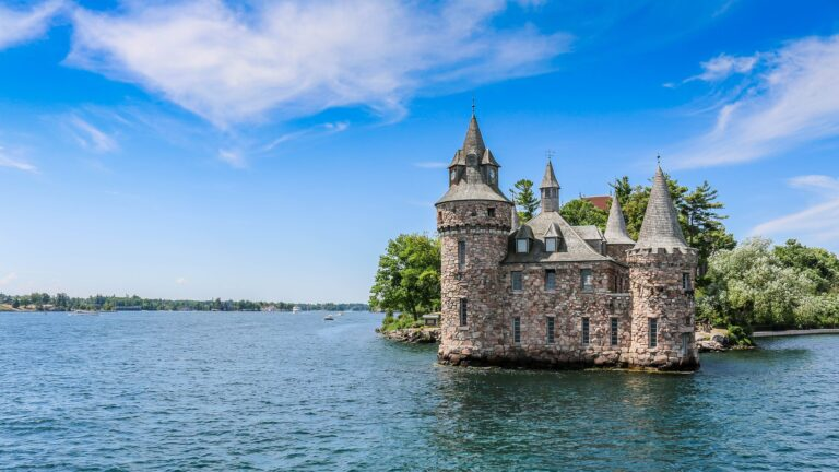 Canada_thousandislands_boldtcastle_rivier_natuur_park_Event Travel Sterrebeek