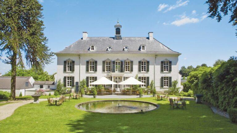 Hotel Bilderberg Kasteel Vaalsbroek Event Travel