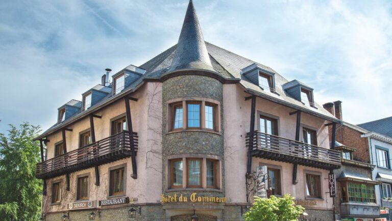 Hotel Cocoon du Commerce Houffalize Event Travel