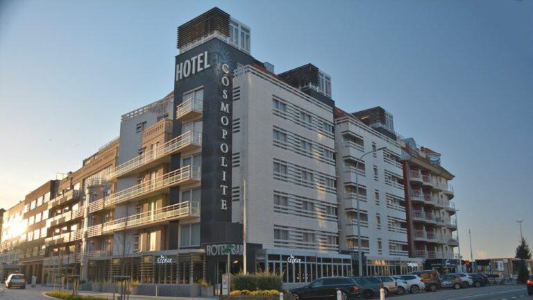 Hotel Cosmopolite Nieuwpoort Event Travel
