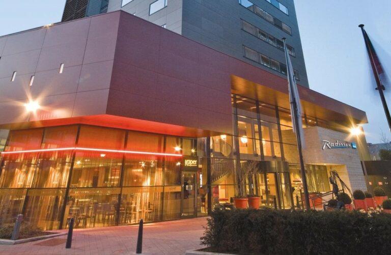 Hotel Radisson Blu Hasselt Event Travel
