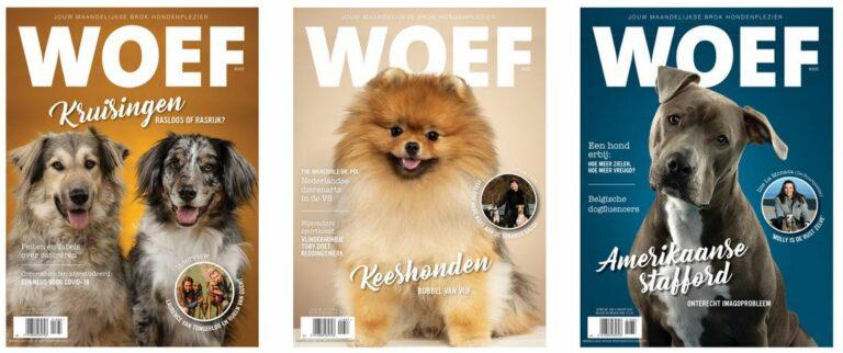 Woef Magazine samenwerking Event Travel